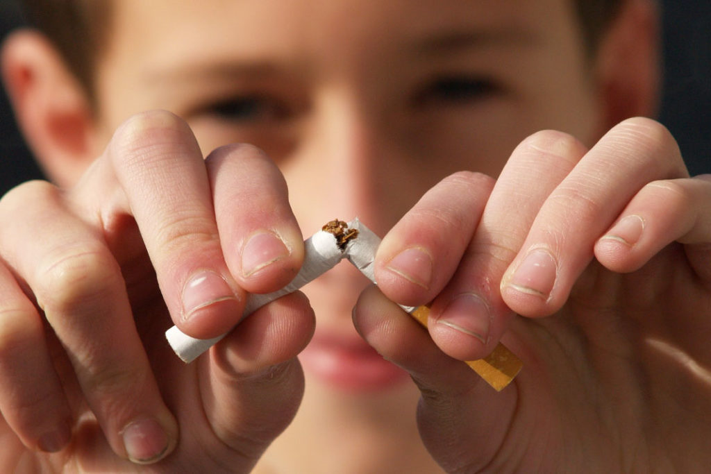 stop merokok