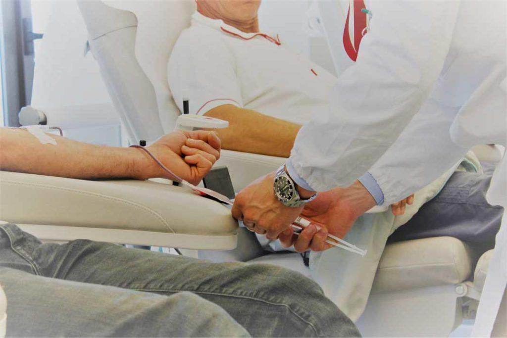 donor darah untuk lansia