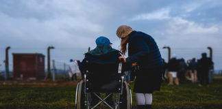 Peduli di Hari Penyandang Cacat Sedunia