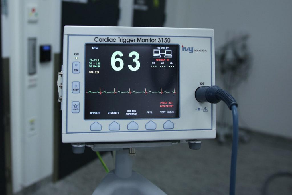 alat deteksi detak jantung